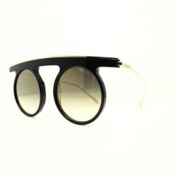 40 Million  Fancy LT GLD/BLK/130 Güneş Gözlüğü